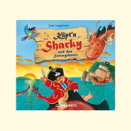Käpt'n Sharky und das Seeungeheuer
