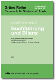 Lösungsheft zu Band 10 zur 23. Auflage 2020