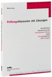 Prüfungsklausuren mit Lösungen 2009