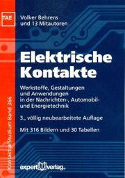 Elektrische Kontakte