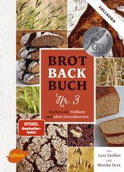 Brotbackbuch Nr. 3 - Cover