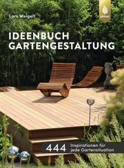 Ideenbuch Gartengestaltung - Cover