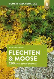 Ulmers Taschenatlas Flechten & Moose
