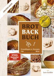 Brotbackbuch Nr. 1 - Cover