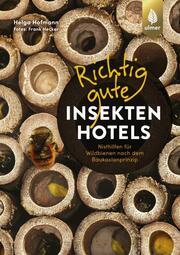 Richtig gute Insektenhotels - Cover