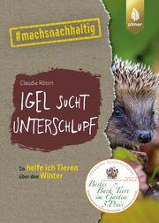 Igel sucht Unterschlupf - Cover