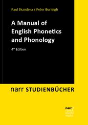 A Manual of English Phonetics and Phonology
