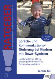 Sprach- und Kommunikationsförderung bei Kindern mit Down-Syndrom - Cover