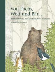 Von Fuchs, Wolf und Bär ... - Cover