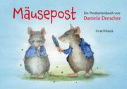 Postkartenbuch 'Mäusepost'
