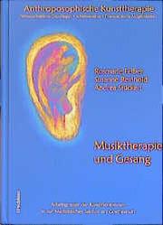 Anthroposophische Kunsttherapie. Wissenschaftliche Grundlagen - Arbeitsansätze... - Cover