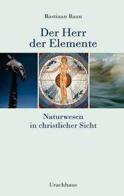 Der Herr der Elemente - Cover