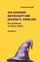 Die geheime Botschaft der Joanne K. Rowling - Cover