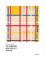 Piet Mondrian New York City-Process