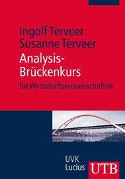 Analysis-Brückenkurs