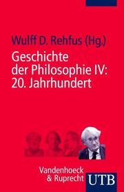 Geschichte der Philosophie IV