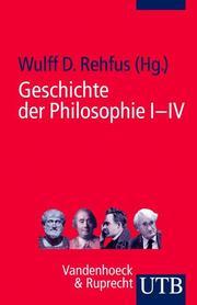 Geschichte der Philosophie I-IV
