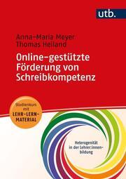 Online-gestützte Förderung von Schreibkompetenz