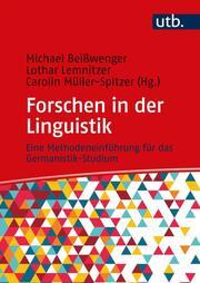 Forschen in der Linguistik
