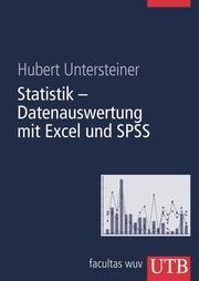 Statistik - Datenauswertung mit Excel und SPSS