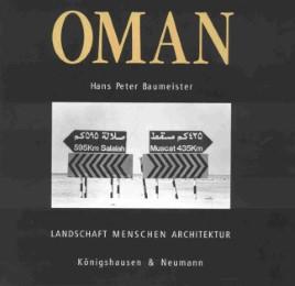 Oman - Landschaft, Menschen, Architektur