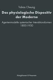 Das physiologische Dispositiv der Moderne