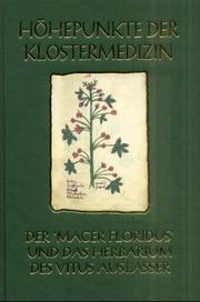 Höhepunkte der Klostermedizin