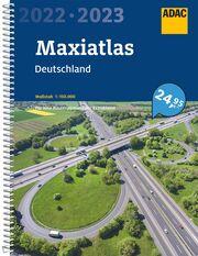 ADAC MaxiAtlas Deutschland 2022/2023 1:150 000