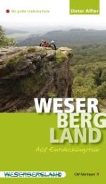 Weserbergland - Auf Entdeckungstour - Cover