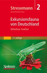 Exkursionsfauna von Deutschland 2