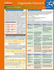 Lerntafel: Organische Chemie II im Überblick