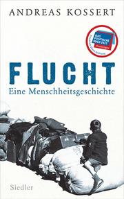 Flucht - Eine Menschheitsgeschichte - Cover