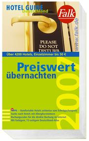 Hotel Guide Deutschland 2007