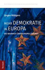 Mehr Demokratie in Europa