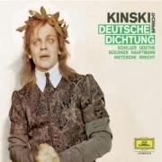 Kinski spricht deutsche Dichtung
