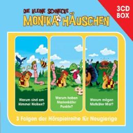 Die kleine Schnecke Monika Häuschen Hörspielbox 2