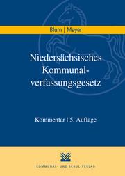 Niedersächsisches Kommunalverfassungsgesetz (NKomVG)