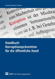 Handbuch Korruptionsprävention in der öffentlichen Verwaltung