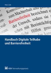 Handbuch Digitale Teilhabe und Barrierefreiheit