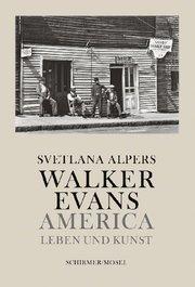 Walker Evans - Cover
