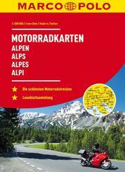 Alpen 1:300 000