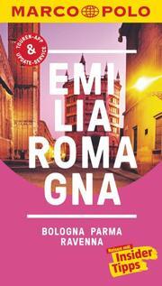 Emilia-Romagna, Bologna, Parma, Ravenna - Cover