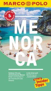 Menorca - Cover