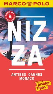 Nizza, Antibes, Cannes, Monaco - Cover