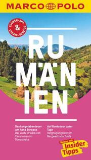 MARCO POLO Rumänien - Cover