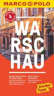 MARCO POLO Warschau - Cover
