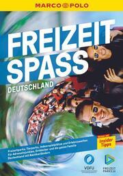 MARCO POLO Freizeitspass Deutschland - Cover