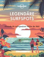 Legendäre Surfspots - Cover