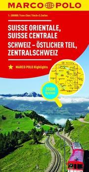 Schweiz - östlicher Teil/Zentralschweiz