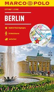 MARCO POLO Cityplan Berlin 1:12 000